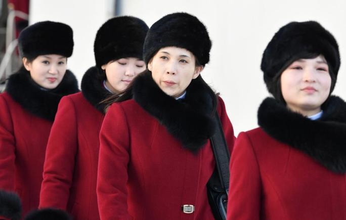 Mỹ nữ Triều Tiên đổ bộ Hàn Quốc - Ảnh 10.