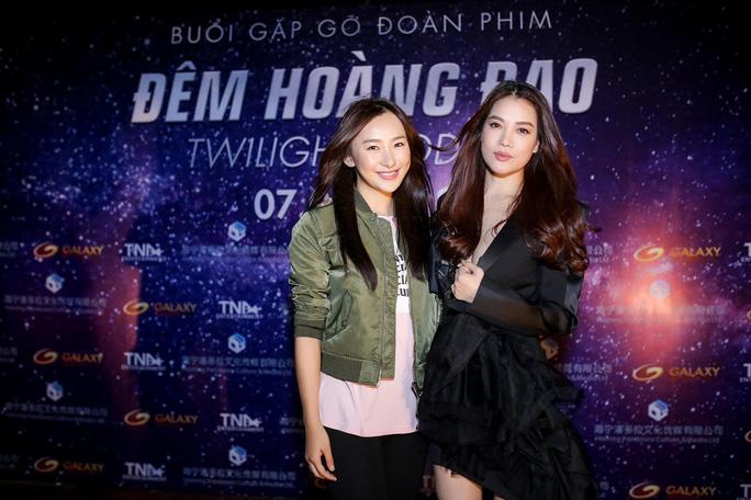 Trương Ngọc Ánh sexy ra mắt phim mới - Ảnh 4.