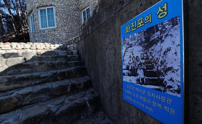 Căn biệt thự nằm ở ngã rẽ lịch sử bán đảo Triều Tiên - Ảnh 2.