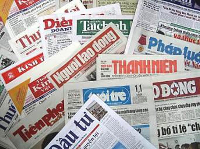 Đà Nẵng thu hồi công văn yêu cầu cung cấp bản thảo trước khi in báo - Ảnh 1.