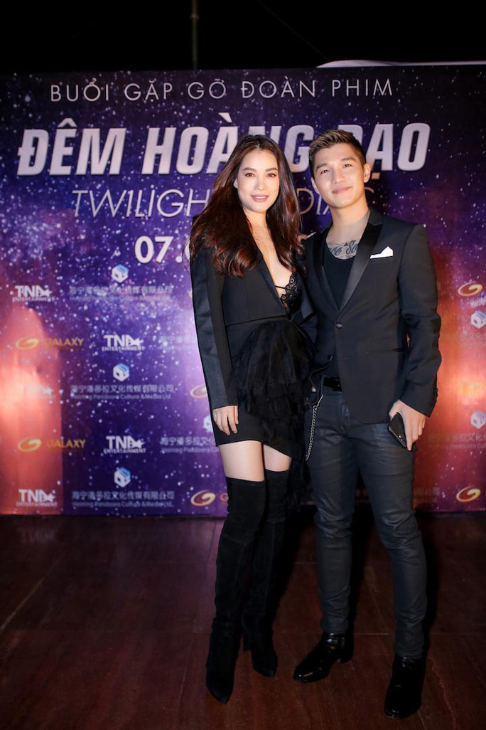 Trương Ngọc Ánh sexy ra mắt phim mới - Ảnh 2.