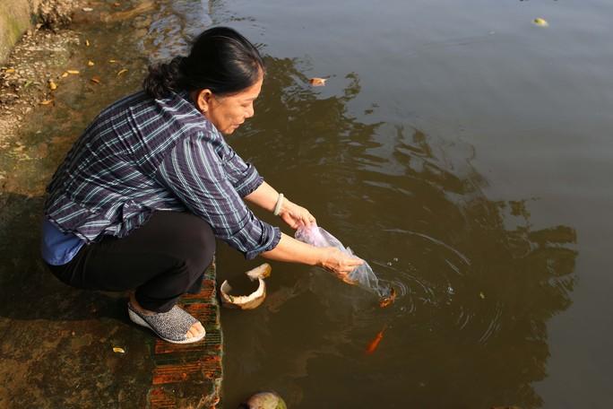 Cá chép đưa ông Táo bị xử đẹp khi vừa đến sông Sài Gòn - Ảnh 8.