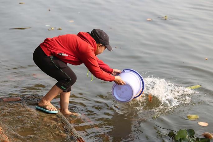 Cá chép đưa ông Táo bị xử đẹp khi vừa đến sông Sài Gòn - Ảnh 9.