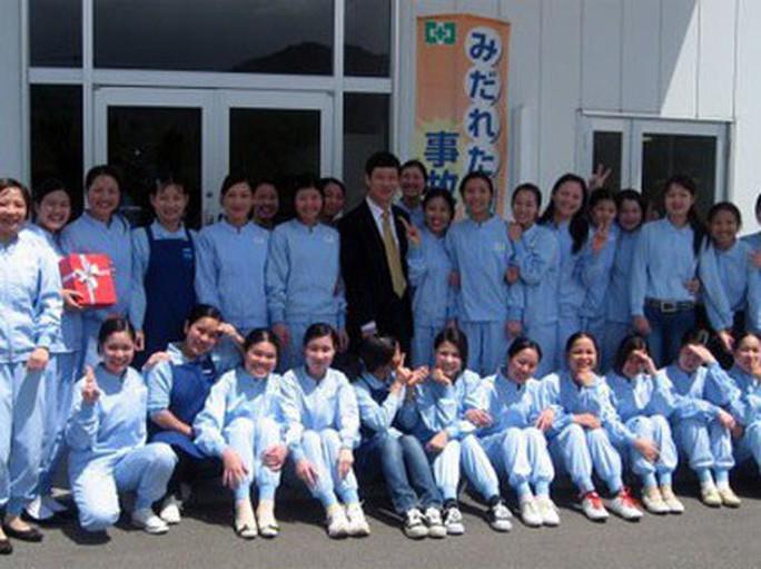 124 thí sinh trúng tuyển chương trình đưa thực tập sinh sang Nhật Bản làm việc - Ảnh 2.