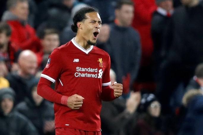 M.U và Liverpool thẳng tiến vòng 4 FA Cup - Ảnh 2.