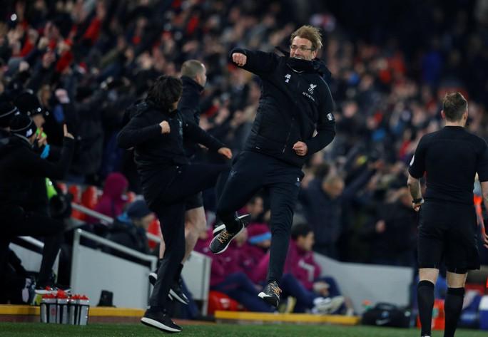 Klopp phấn khích văng tục khi Liverpool hạ đẹp Man City - Ảnh 6.