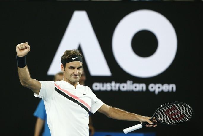 Federer dễ dàng vào vòng 3, Wawrinka dễ dàng… bị loại - Ảnh 4.