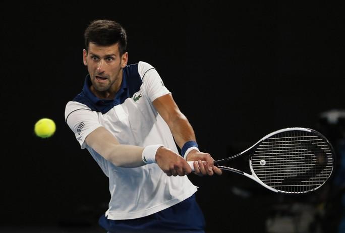 Djokovic thua 3 ván trắng trước tài năng trẻ Hàn Quốc - Ảnh 1.