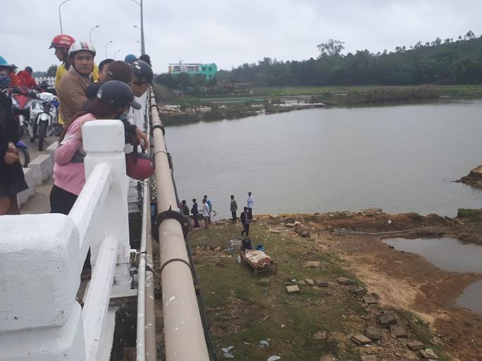 Phát hiện thi thể thanh niên mất tích trên sông Bàn Thạch - Ảnh 1.