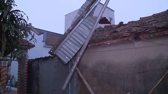 Bắc Ninh: Nổ lớn vùi lấp 5 ngôi nhà, 9 người thương vong - Ảnh 7.