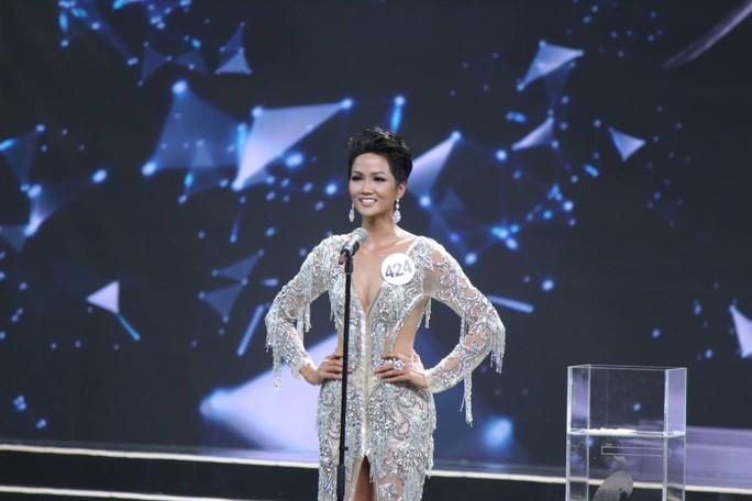 Hhen Niê đăng quang Hoa hậu Hoàn vũ Việt Nam - Ảnh 4.