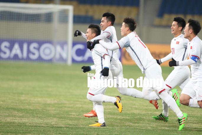 U23 Việt Nam - U23 Hàn Quốc 1-2: Có đôi chút tiếc nuối - Ảnh 2.