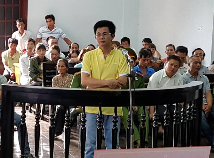Hoãn tòa phúc thẩm xử chủ Facebook chống tham nhũng - Ảnh 1.