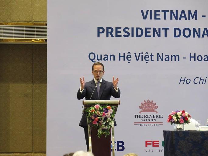 Quan hệ Việt Nam - Hoa Kỳ và 3 yếu tố ảnh hưởng - Ảnh 1.