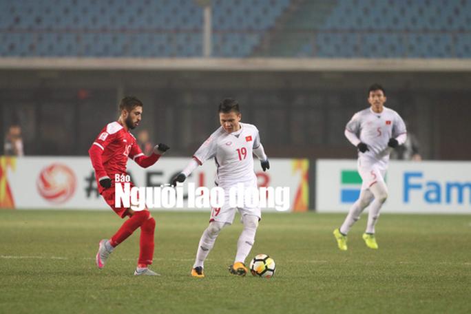 Hòa Syria 0-0, U23 Việt Nam giành vé tứ kết lịch sử - Ảnh 5.