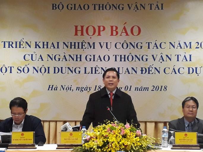 Bộ trưởng GTVT khẳng định không tư túi trong dự án BOT Cai Lậy - Ảnh 1.