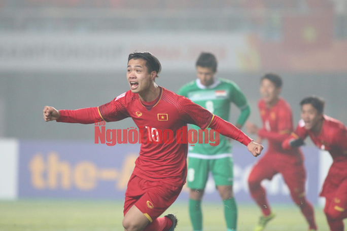 U23 VN - Iraq 3-3 (5-3 sút 11 m): Thắng về chuyên môn lẫn bản lĩnh - Ảnh 5.