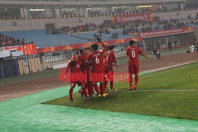 U23 VN - Iraq 3-3 (5-3 sút 11 m): Thắng về chuyên môn lẫn bản lĩnh - Ảnh 6.