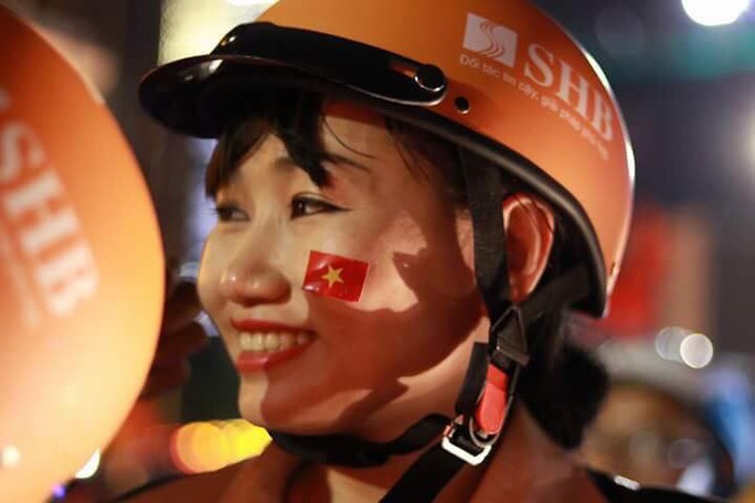 Muôn vạn cảm xúc trước chiến thắng của U23 Việt Nam - Ảnh 21.