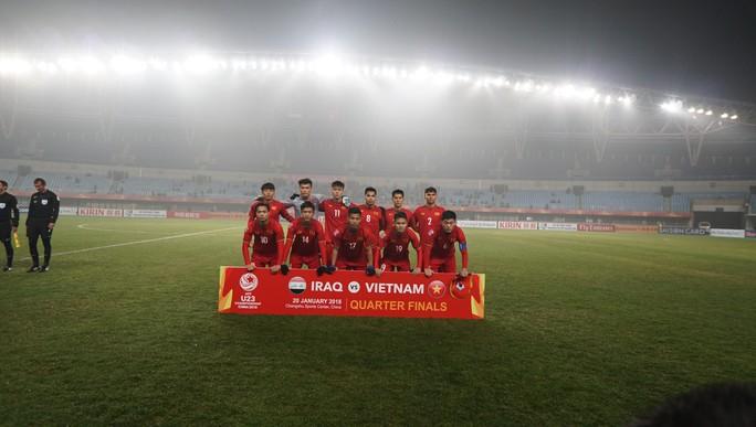 U23 VN - Iraq 3-3 (5-3 sút 11 m): Thắng về chuyên môn lẫn bản lĩnh - Ảnh 2.