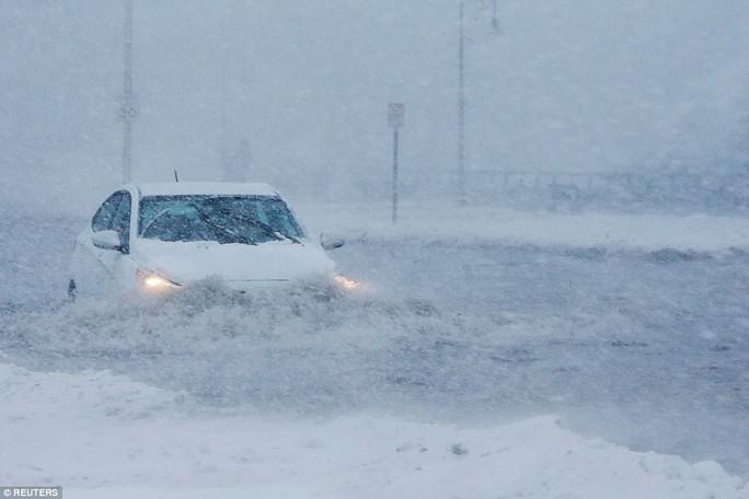 Nước Mỹ trong mờ mịt mưa tuyết - Ảnh 11.