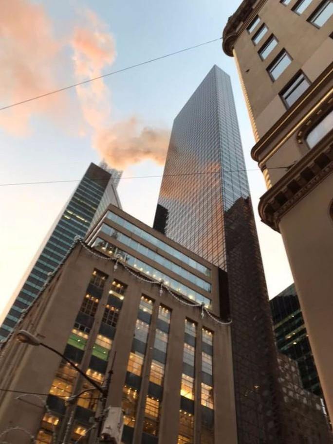 Tòa nhà Trump Tower xảy ra hỏa hoạn - Ảnh 5.