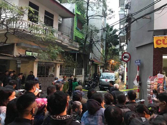 Điều tra nguyên nhân chủ tịch huyện Quốc Oai tử vong - Ảnh 1.