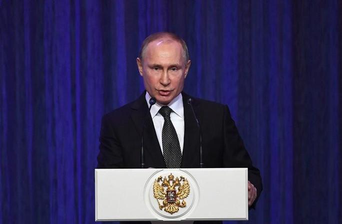 Syria: Tổng thống Putin cảnh cáo quân nổi dậy ở Đông Ghouta  - Ảnh 1.
