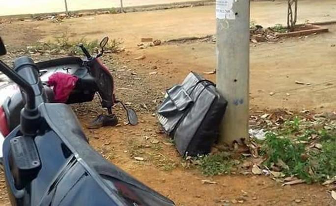 Một thầy giáo bị chém lún sọ nguy kịch - Ảnh 2.