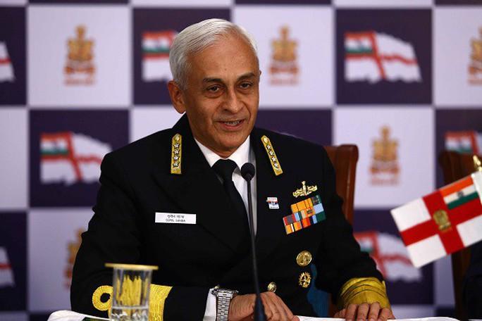 Maldives từ chối tập trận chung với Ấn Độ - Ảnh 1.
