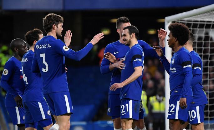 Cất Morata, Chelsea tiếp tục nuôi hi vọng tranh tốp 4 - Ảnh 5.