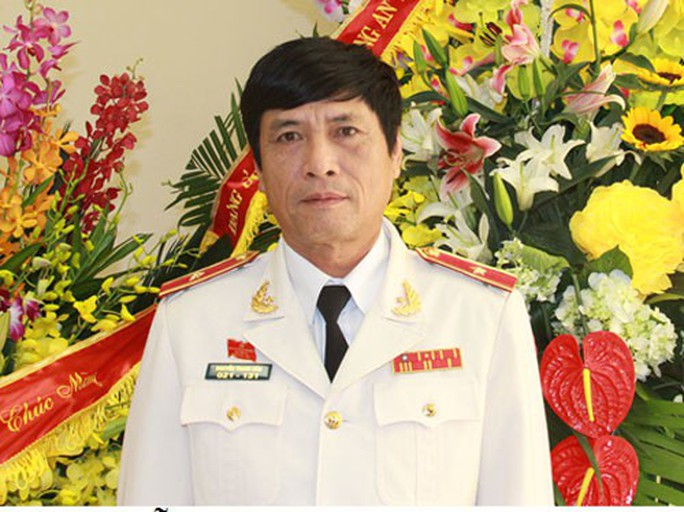 Khởi tố nguyên cục trưởng Cục C50 Nguyễn Thanh Hóa - Ảnh 1.