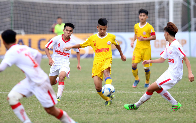 VCK U19 Quốc gia 2018: SLNA xuất sắc vượt qua HAGL, giành tấm vé cuối cùng vào bán kết - Ảnh 2.