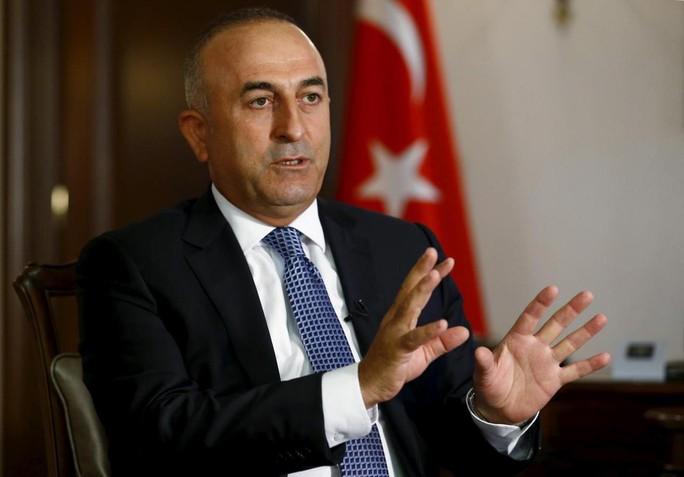 Thổ Nhĩ Kỳ giải thích lí do mua S-400 của Nga, cảnh báo Mỹ - Ảnh 2.