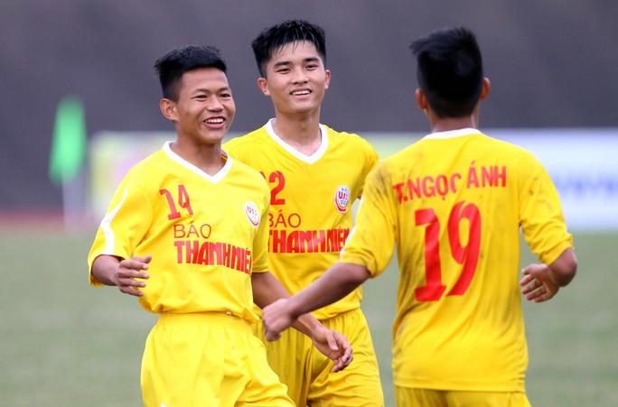 VCK U19 Quốc gia 2018: SLNA xuất sắc vượt qua HAGL, giành tấm vé cuối cùng vào bán kết - Ảnh 3.