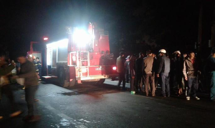Cháy lớn ở Đà Lạt, 5 người tử vong - Ảnh 1.