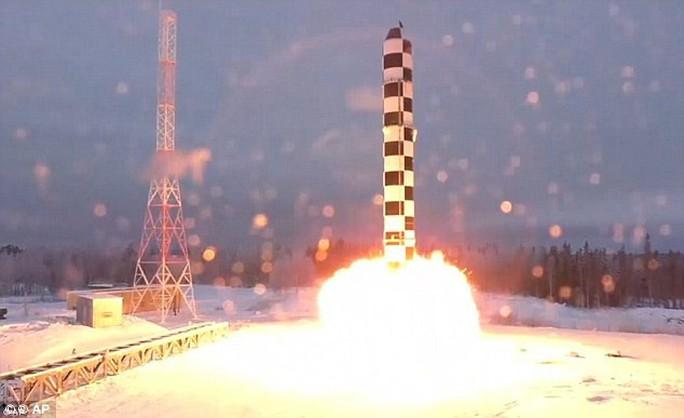 Nga thử thành công tên lửa không thể bị đánh chặn - Ảnh 3.
