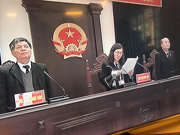 Vụ 18 lần vỡ đường ống nước sông Đà: Các bị cáo nhận án thấp hơn đề nghị của VKS - Ảnh 1.