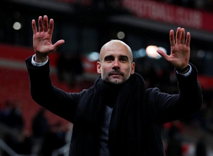 David Silva lập cú đúp, Man City sắp cán đích - Ảnh 5.