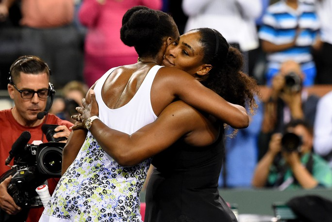 Serena Williams sớm bị loại khỏi giải Master 1000 - Ảnh 3.