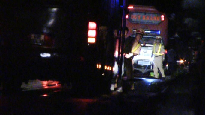 Vụ CSGT Quảng Trị kiểm tra xe thần tốc: Kiểm tra nhanh để chống tắc đường! - Ảnh 2.