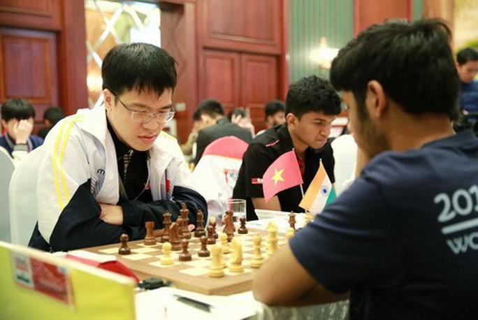 Lê Quang Liêm giành HCĐ ở UAE, lên hạng 34 thế giới - Ảnh 2.