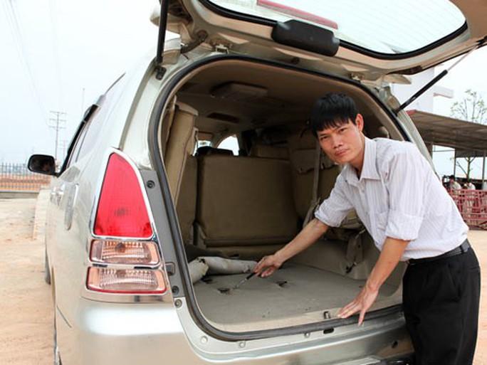 Kỹ sư Lê Văn Tạch bất ngờ xin nghỉ việc ở Toyota - Ảnh 1.
