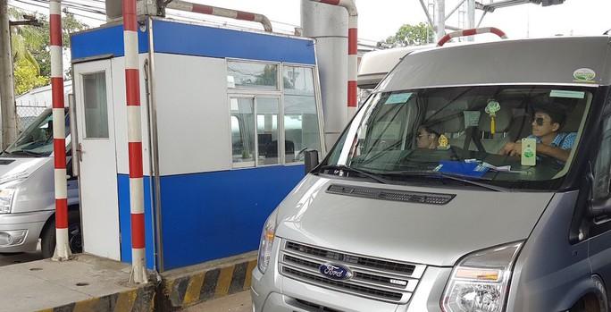 Công bố giảm giá vé cho phương tiện qua trạm BOT T1, BOT T2 - Ảnh 1.
