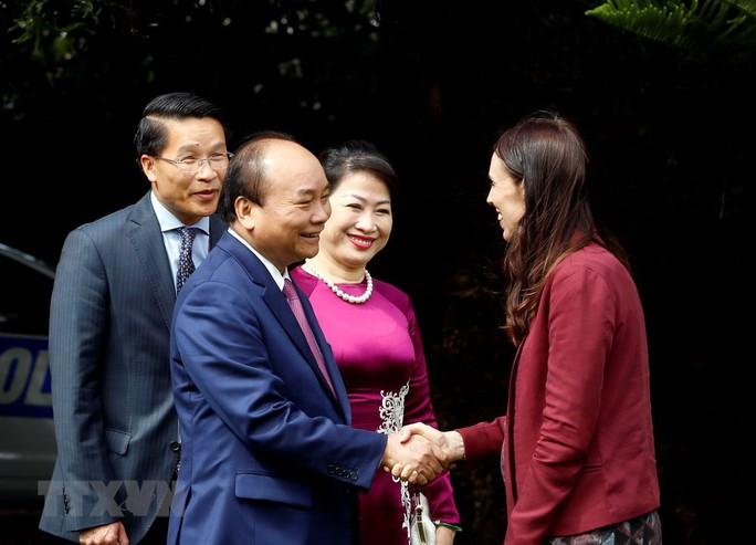 Màn biểu diễn đặc biệt đón Thủ tướng Nguyễn Xuân Phúc ở New Zealand - Ảnh 6.