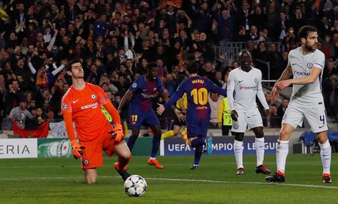 Courtois bẽ bàng, Hazard nhợt nhạt - Ảnh 1.