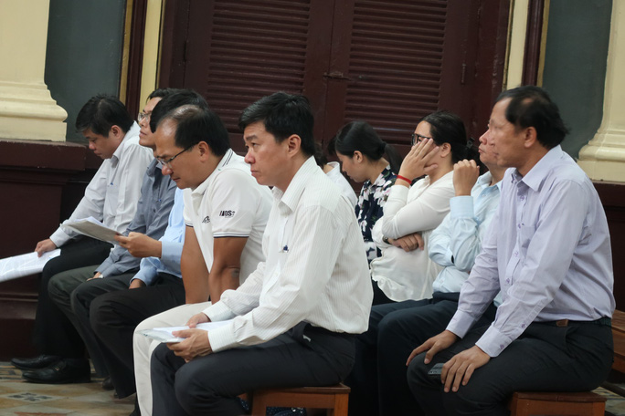Luật sư của cựu lãnh đạo Navibank than bị hạn chế quyền? - Ảnh 1.