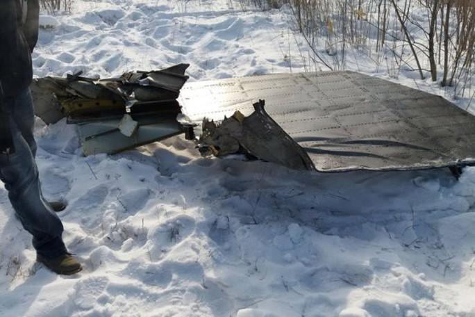 Nga: Rơi hơn 3 tấn vàng, máy bay hạ cánh khẩn cấp - Ảnh 2.