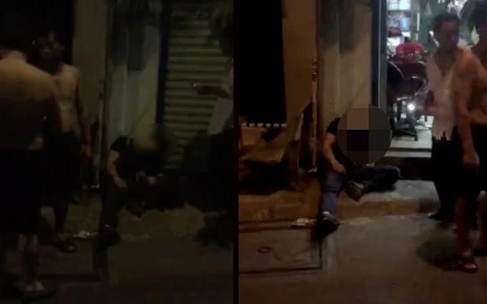 Truy bắt kẻ nổ súng bắn người ở TP HCM - Ảnh 1.