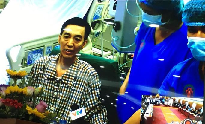 Việt Nam lần đầu tiên ghép phổi từ người cho chết não - Ảnh 5.